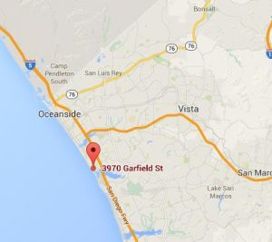 garfield map