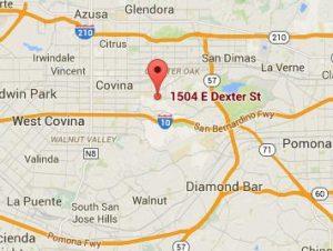 dexter map